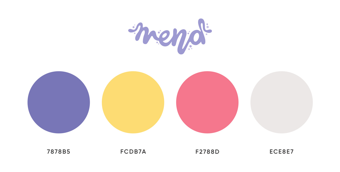Branding Strategy Color Palette Beverage Brand